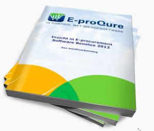 Inzicht in e-procurement software Benelux 2013