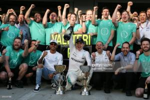 Succesvol samenwerken bij formule 1-teams