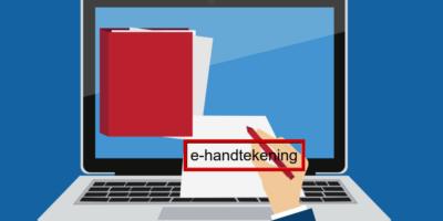 e-handtekening