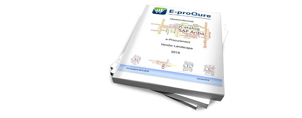 E-proQure Vendor Landscape onderzoek 2019